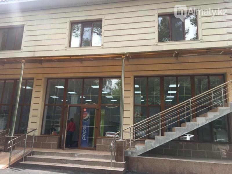 Недвижимость в аренду в коммерческая г.алматы Аренда офиса 40 кв Антонова-Овсеенко улица