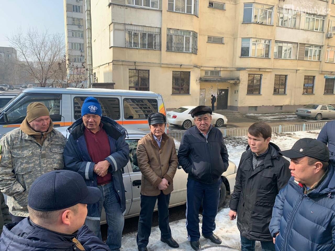 Заказывайте: районные акиматы Алматы отправились на сход с жителями, фото-2