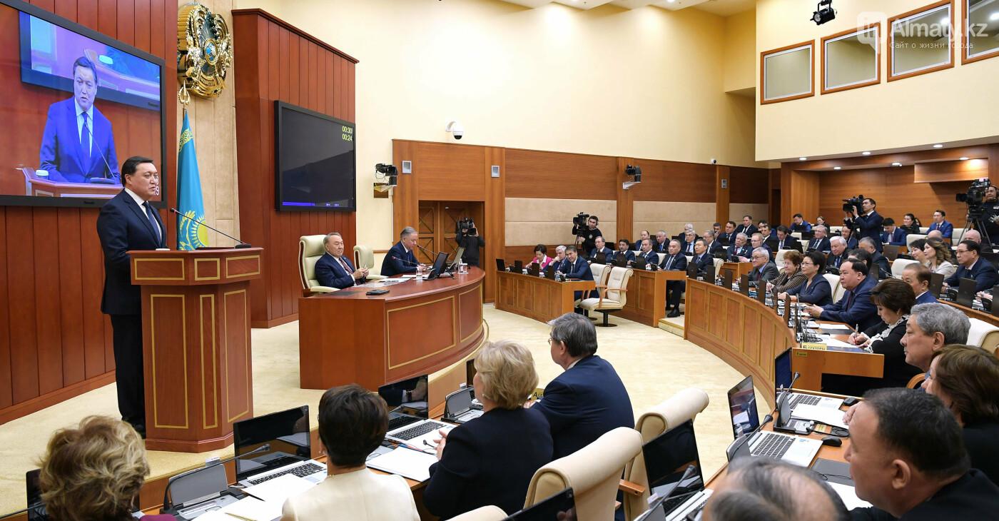 В Казахстане сформировано новое Правительство, фото-3