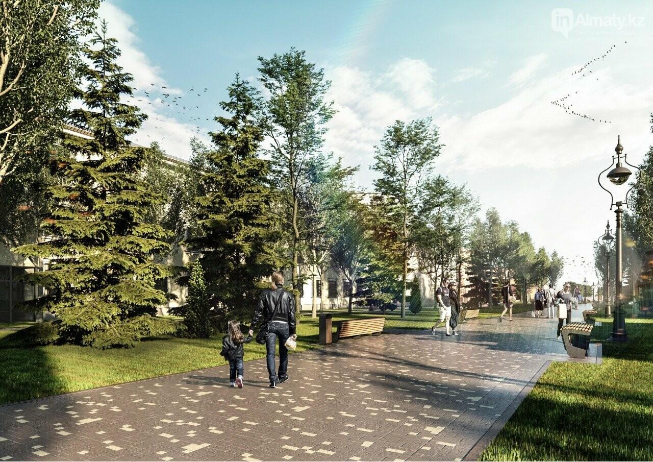 В Алматы реконструируют три улицы, фото-6