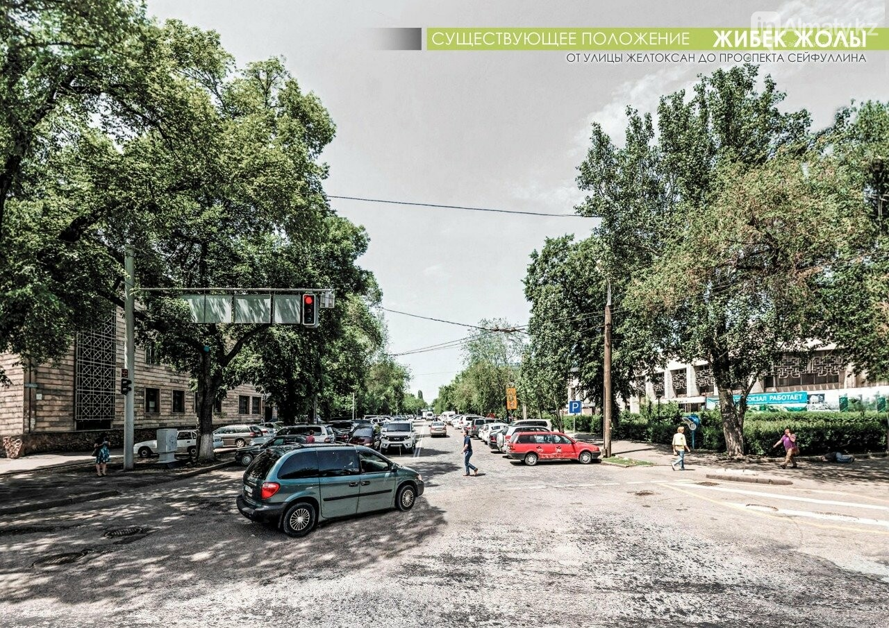 В Алматы реконструируют три улицы, фото-4