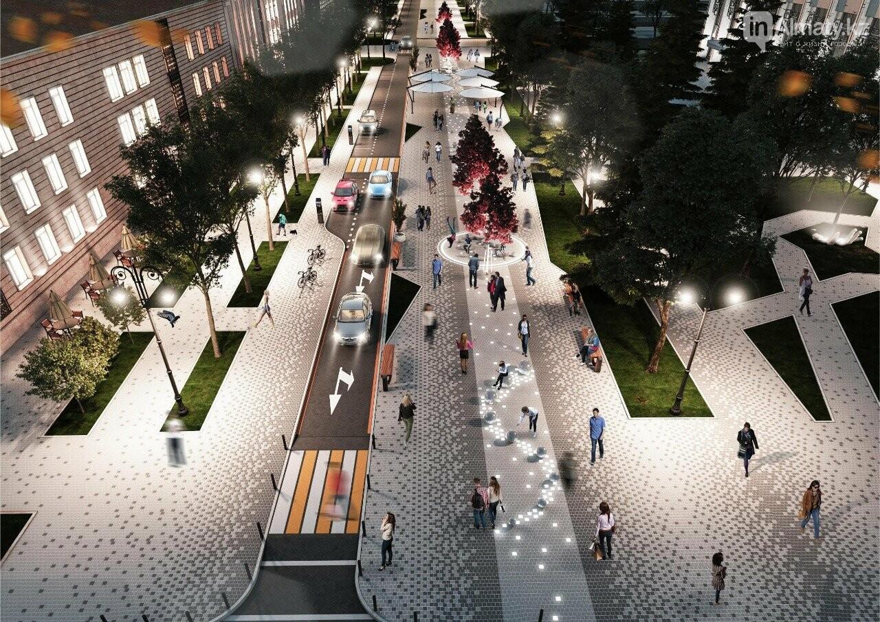 В Алматы реконструируют три улицы, фото-3