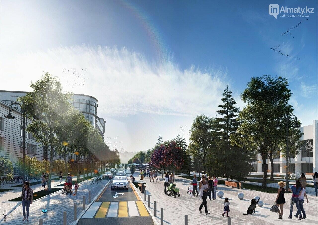 В Алматы реконструируют три улицы, фото-2