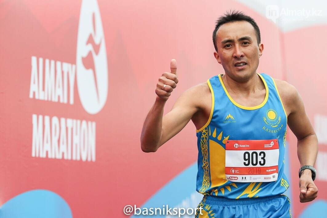 Стали известны рекорды «Алматы марафона» 2019, фото-1
