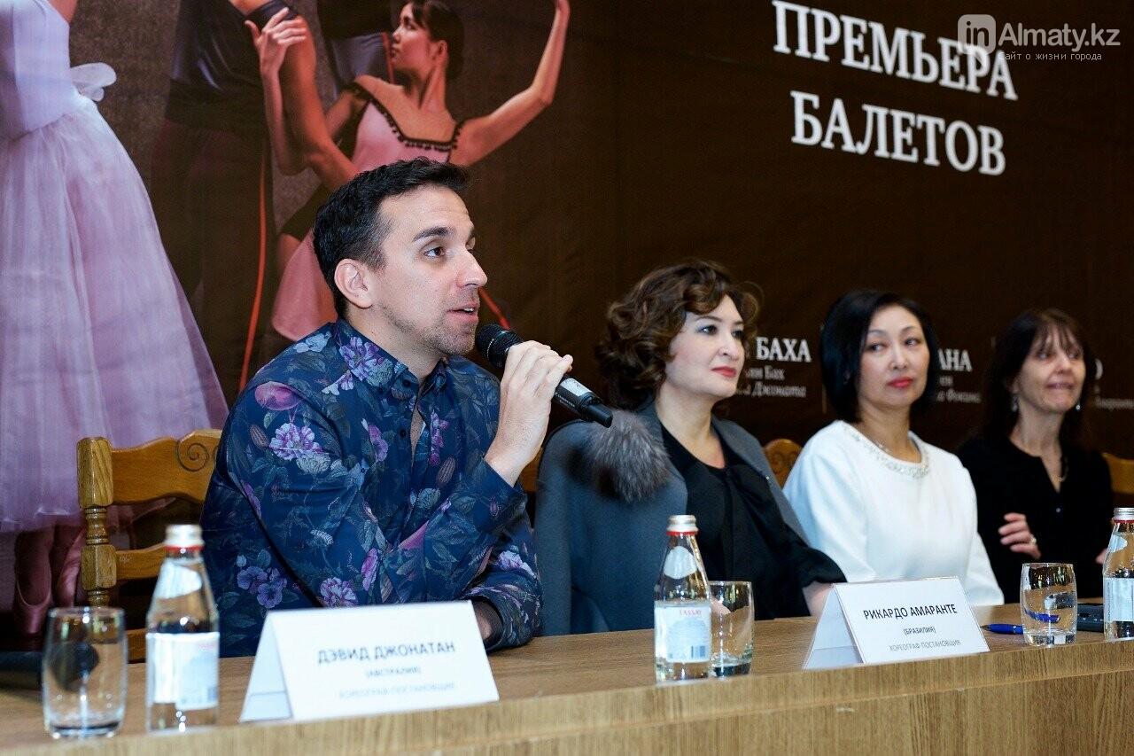 Балет из одного акта представят в Алматы (ВИДЕО), фото-2