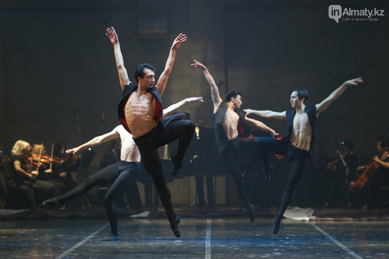 Балет из одного акта представят в Алматы (ВИДЕО), фото-15