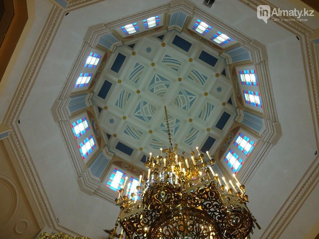 В Вознесенском соборе в Алматы реставрация практически завершена (ФОТО), фото-7