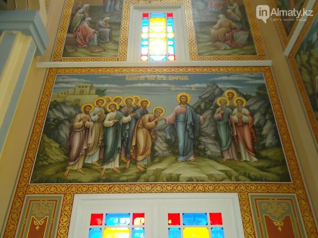 В Вознесенском соборе в Алматы реставрация практически завершена (ФОТО), фото-12