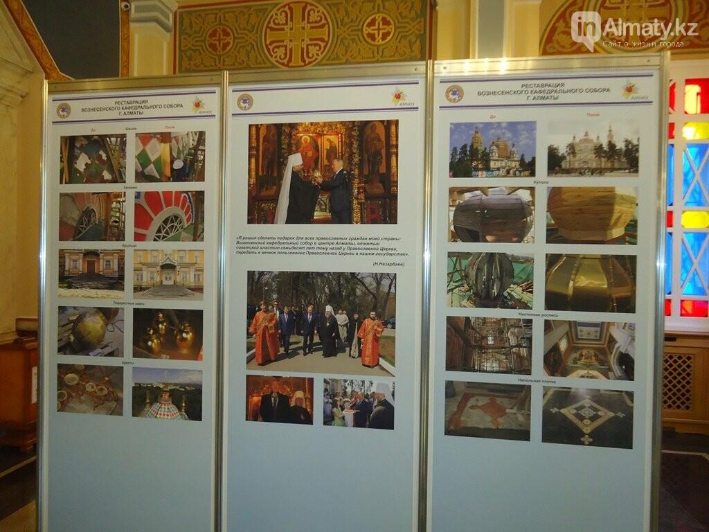 В Вознесенском соборе в Алматы реставрация практически завершена (ФОТО), фото-18