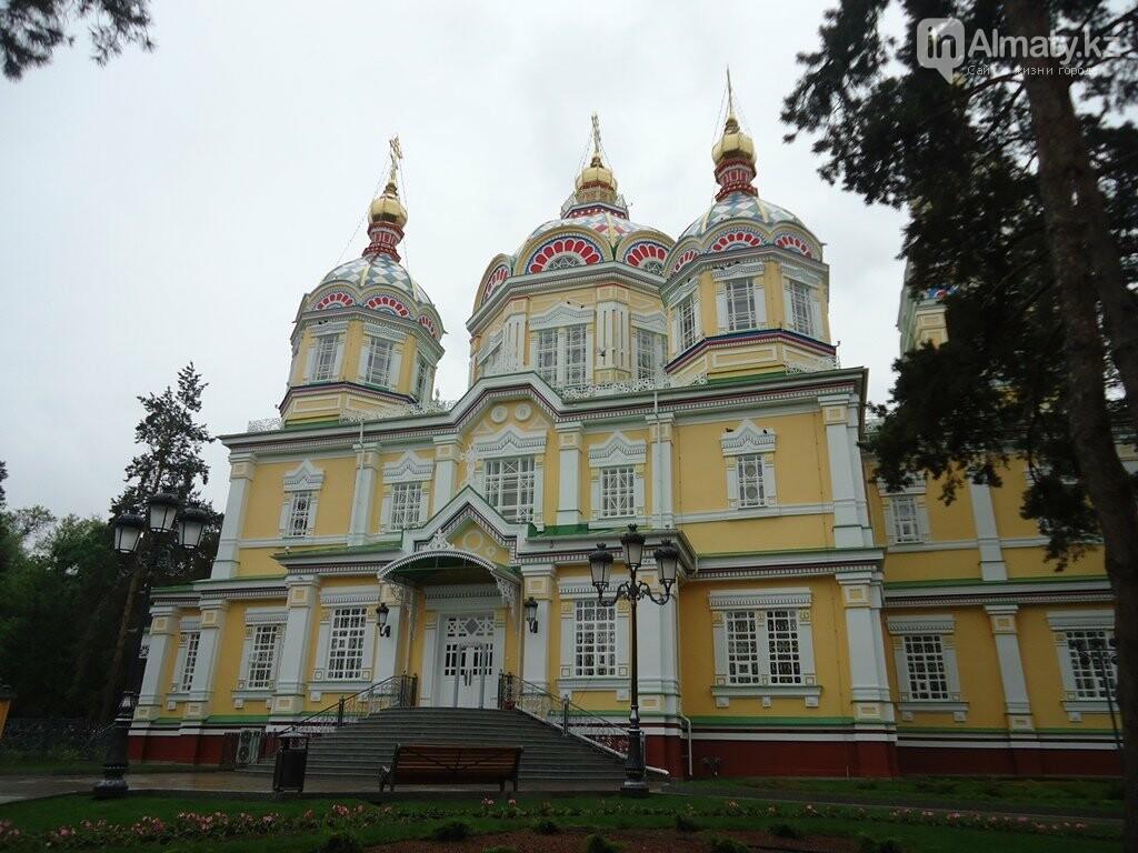 В Вознесенском соборе в Алматы реставрация практически завершена (ФОТО), фото-2