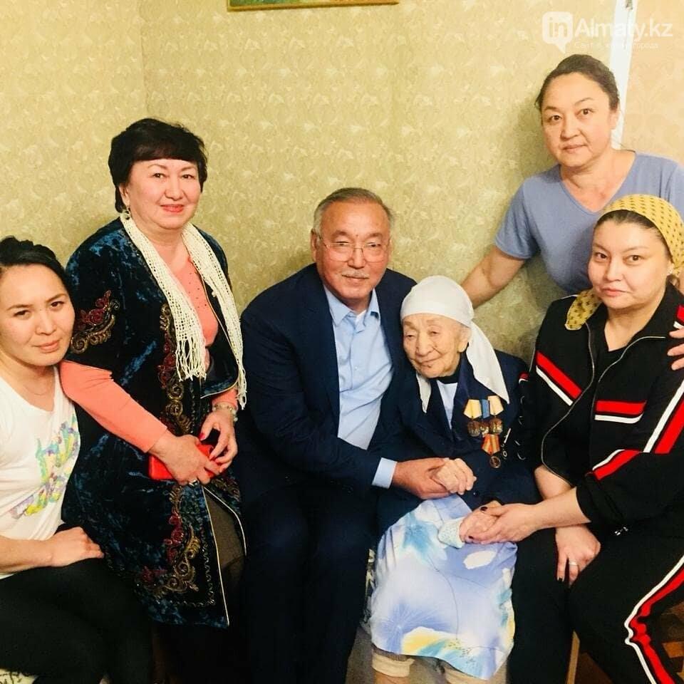 7 праправнуков: Алматинку поздравили со 109-летием (ФОТО), фото-2