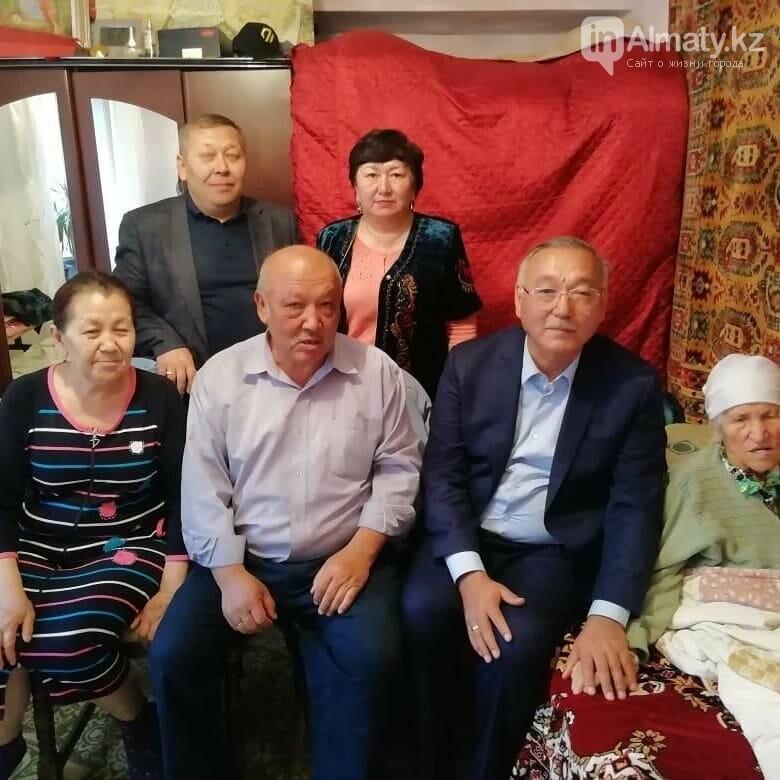 7 праправнуков: Алматинку поздравили со 109-летием (ФОТО), фото-1