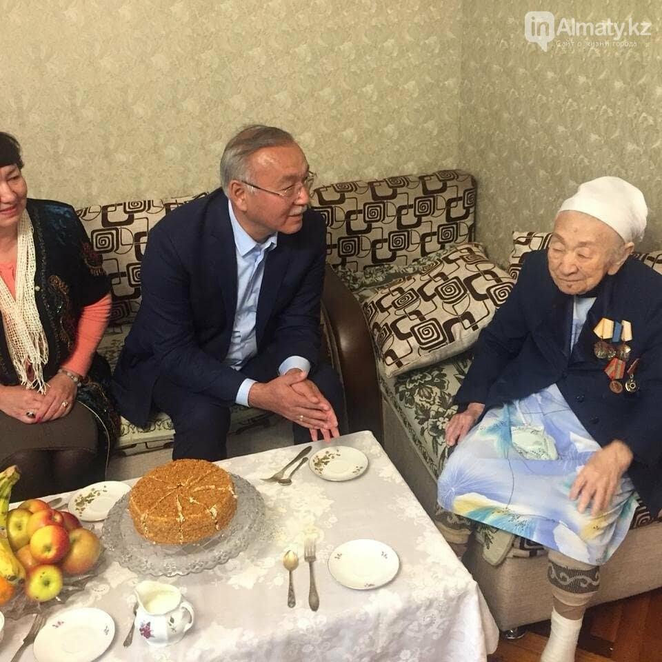7 праправнуков: Алматинку поздравили со 109-летием (ФОТО), фото-3