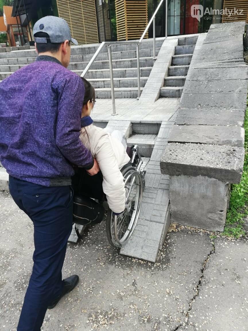 Колясочнице 150 раз отказали в аренде квартиры в Алматы, фото-1