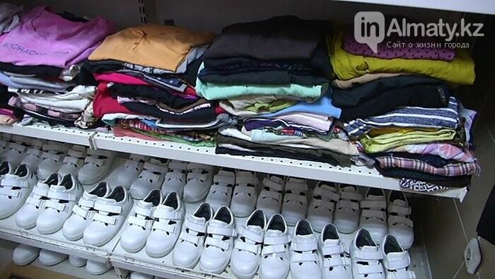 В Алматы открылся бесплатный магазин, фото-2
