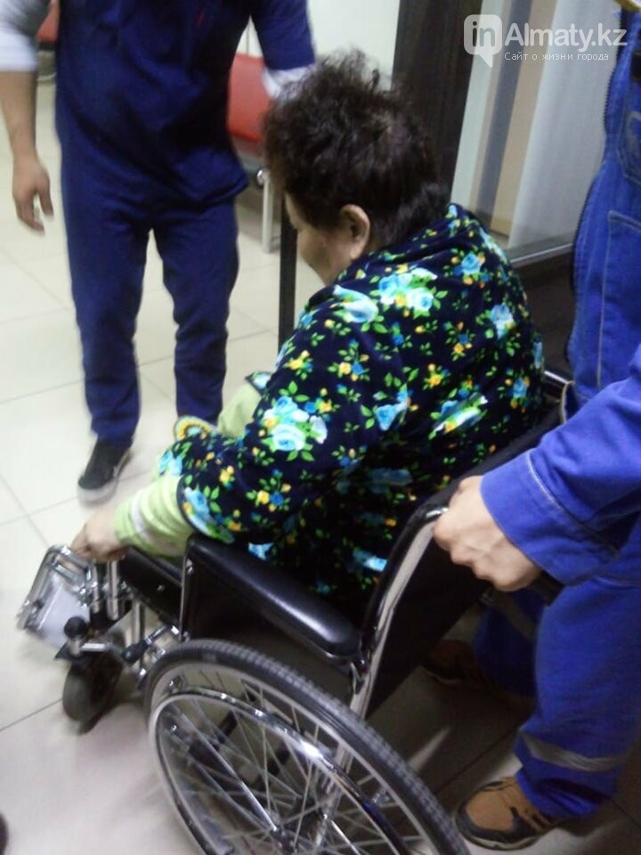 Пенсионерка пострадала в Алматы по вине водителя автобуса, фото-2