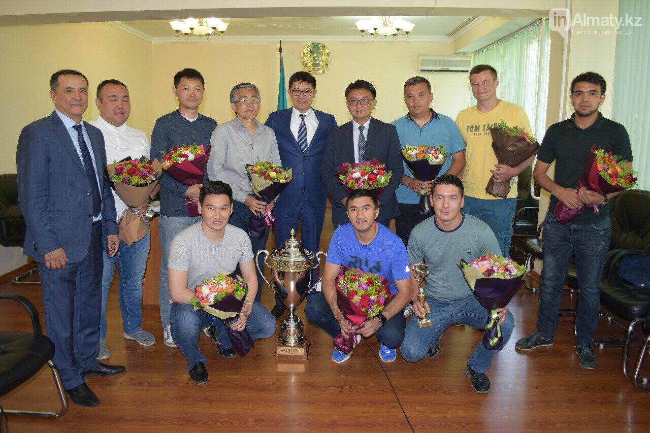Медики Алматы заняли первое место на Чемпионате Казахстана, фото-2