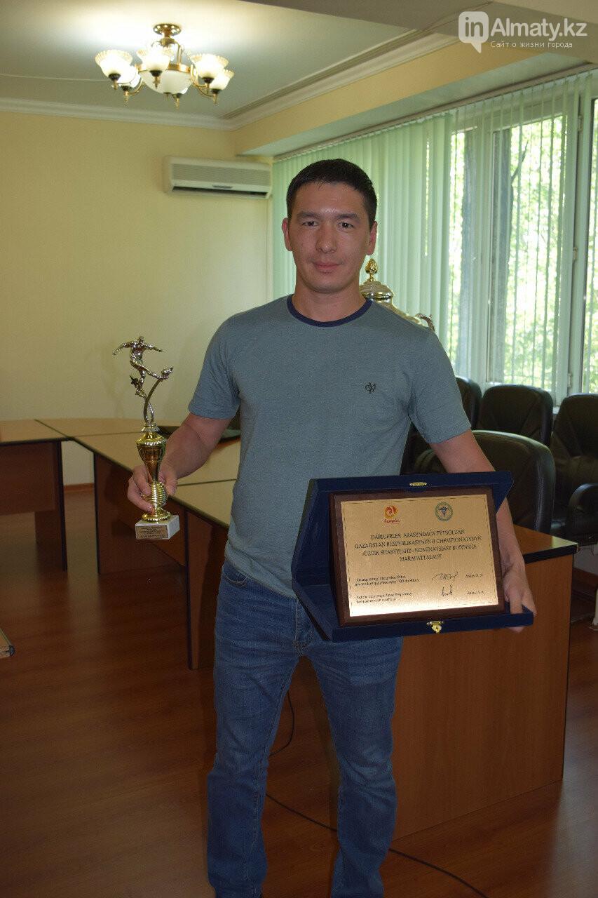 Медики Алматы заняли первое место на Чемпионате Казахстана, фото-1