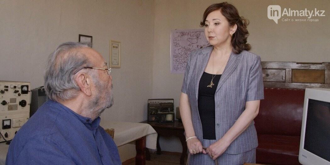 Опубликован трейлер фильма «Аруах» с Асанали Ашимовым в главной роли, фото-6