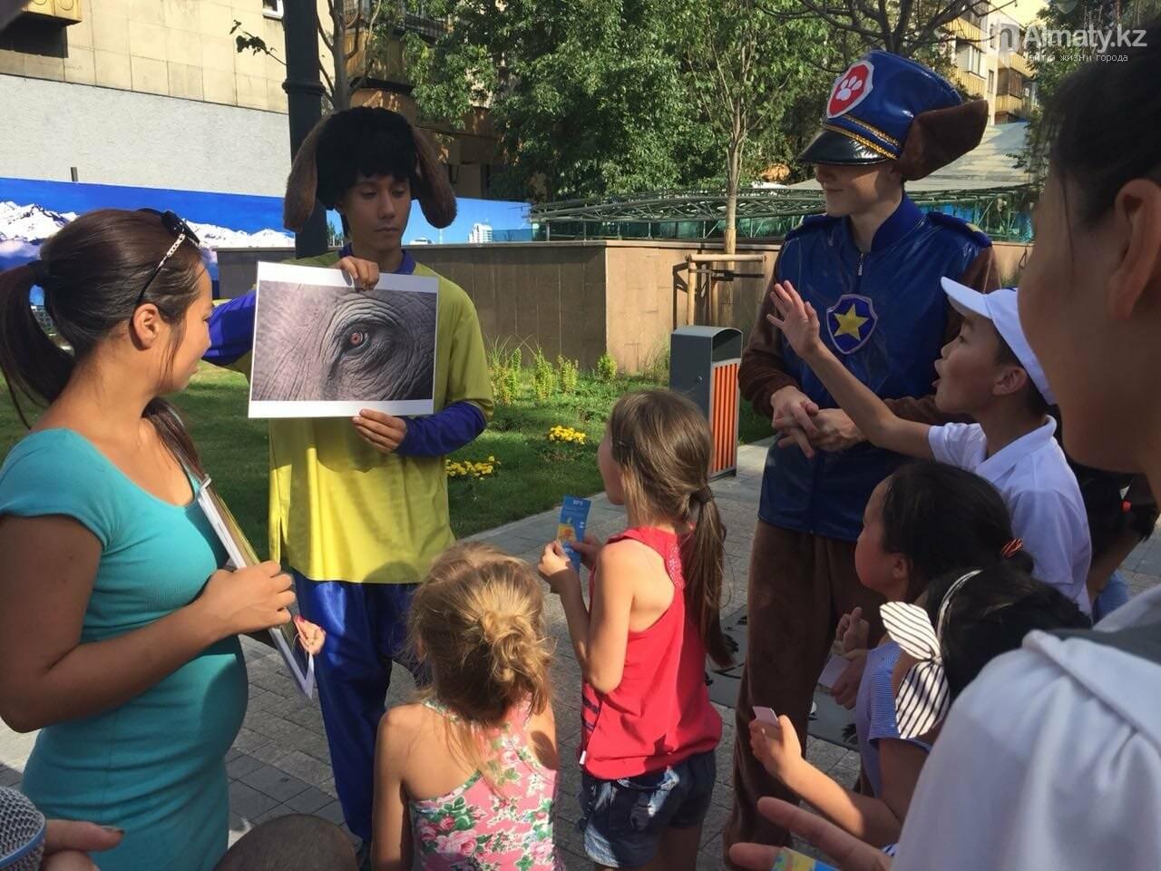 Алматинский зоопарк станет бесплатным на один день, фото-1