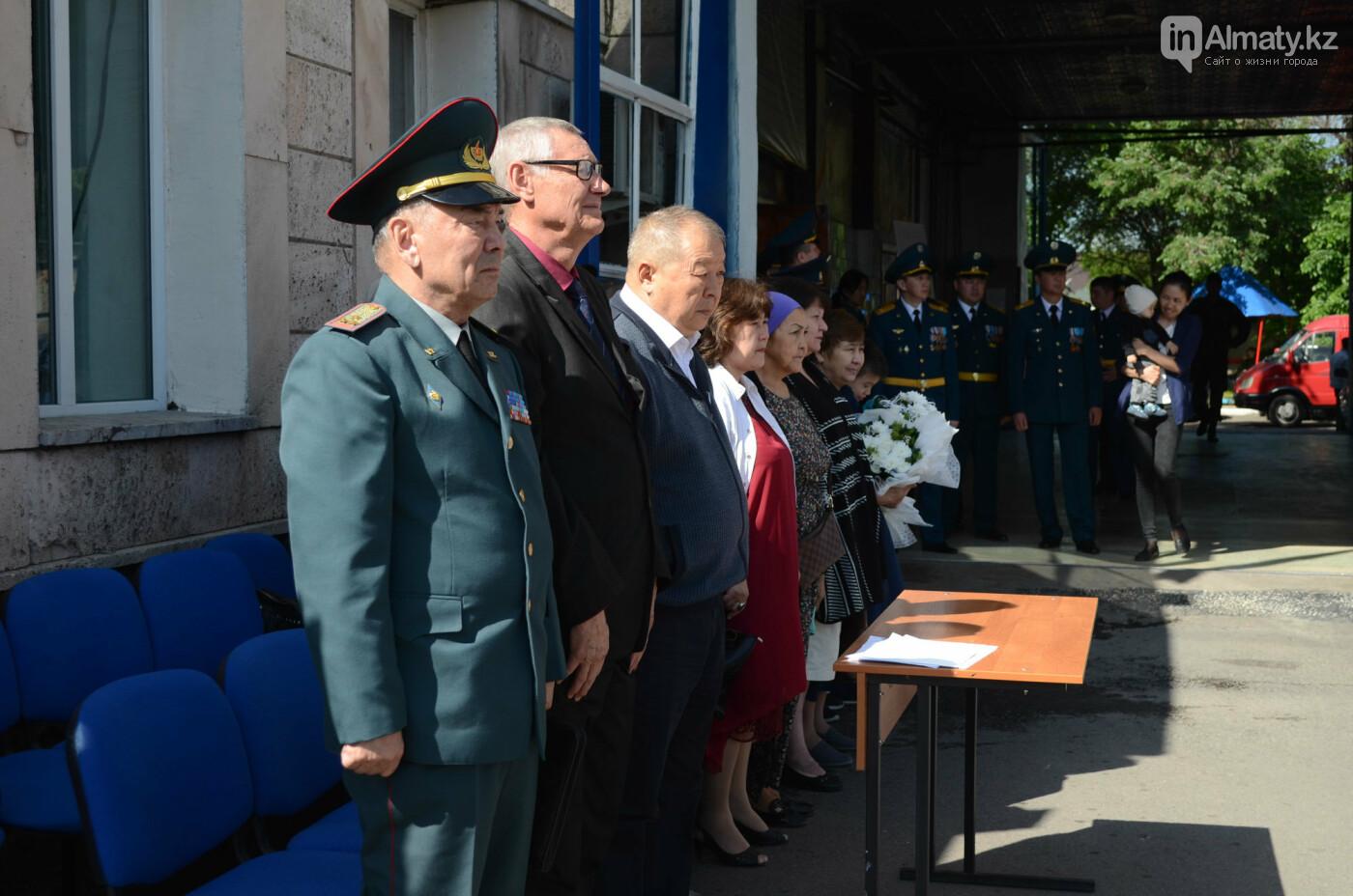 В Алматы почтили память пожарных героически погибших 30 лет назад , фото-1