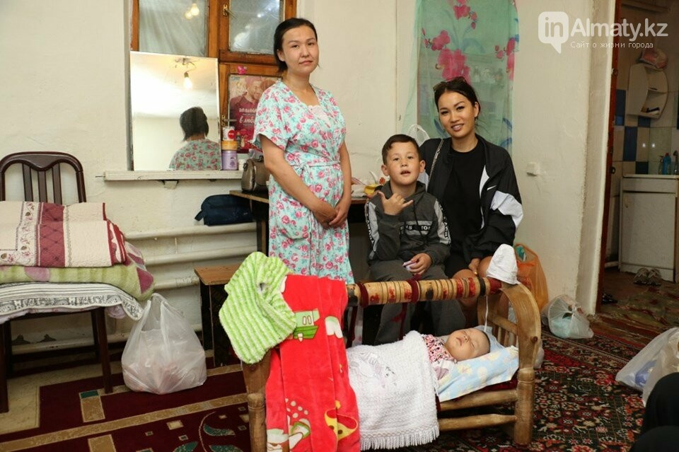 Бизнесвумен оплатит матери-одиночке аренду жилья в Алматы (ФОТО), фото-3