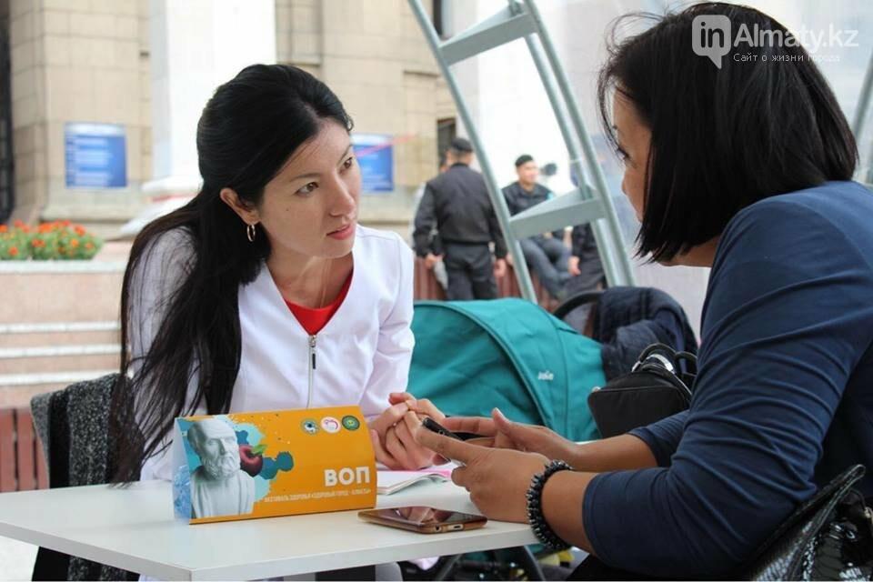 За что будем платить: врачи Алматы рассказали о медстраховке, фото-6