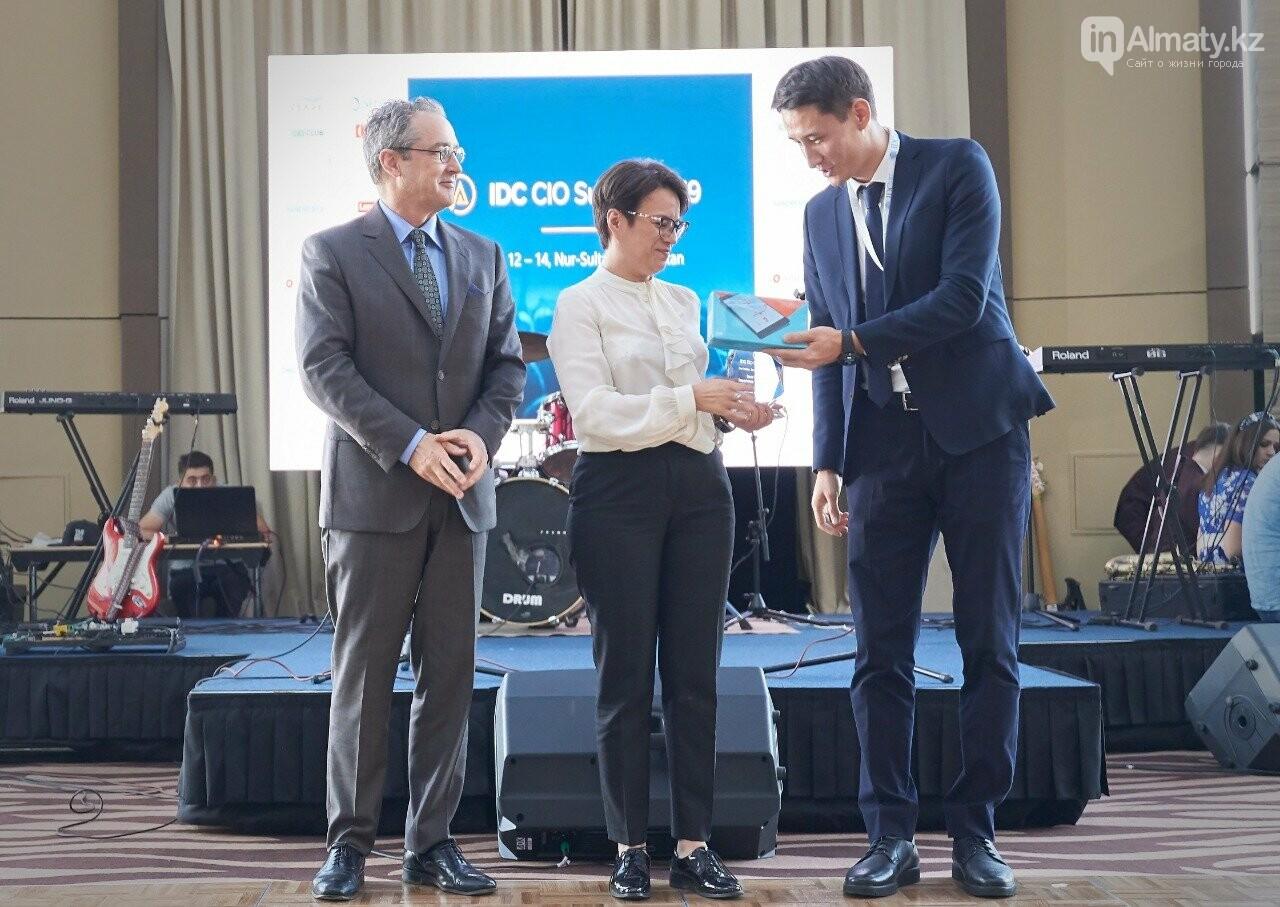 Проект «Open Almaty» получил награду конкурса IDC CIO Excellence Awards 2019, фото-1