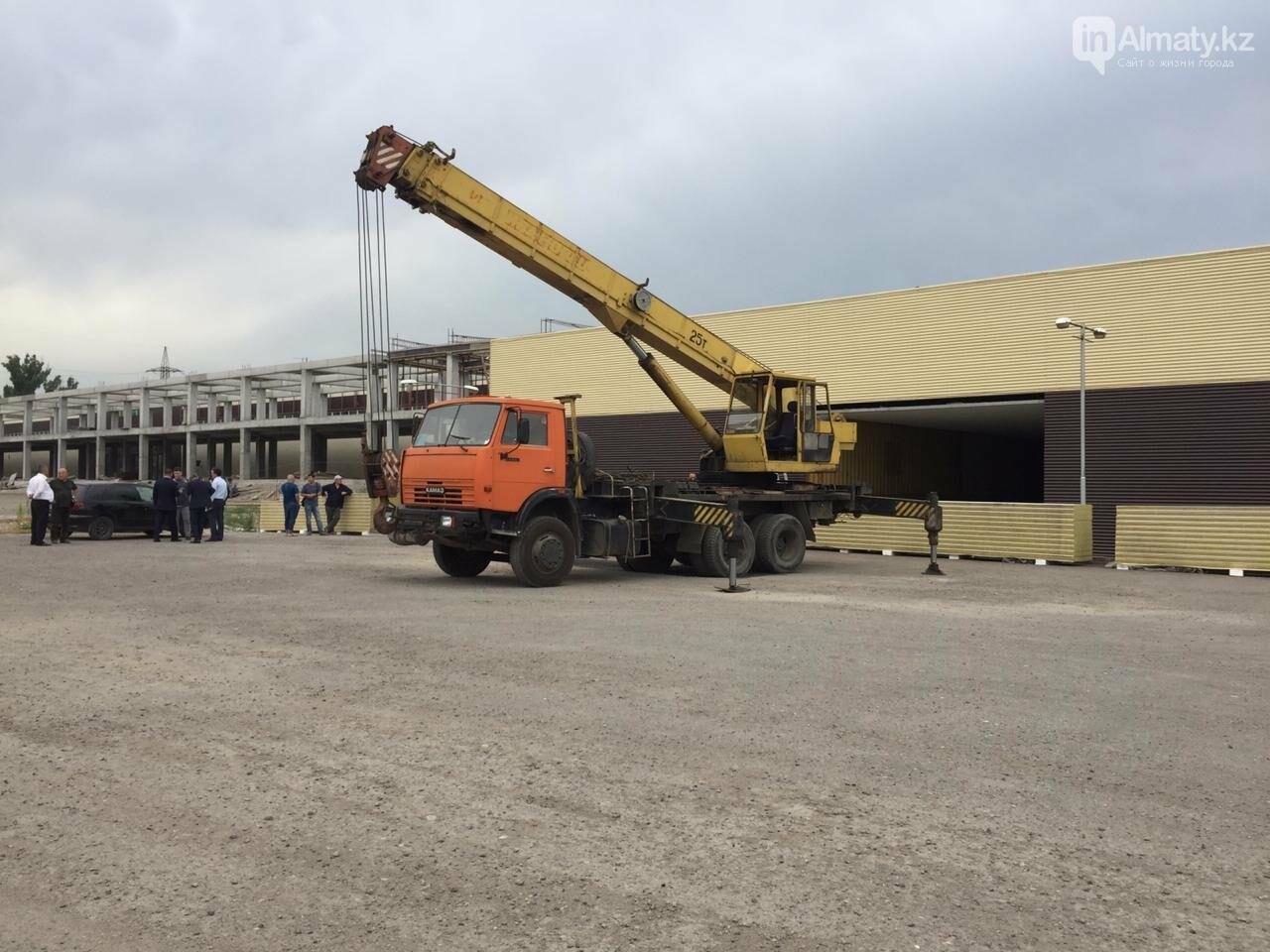 700 новых контейнеров на рынке «Mizam» разберут так и не начав торговать, фото-1