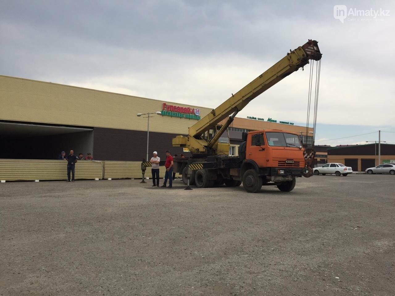 700 новых контейнеров на рынке «Mizam» разберут так и не начав торговать, фото-3