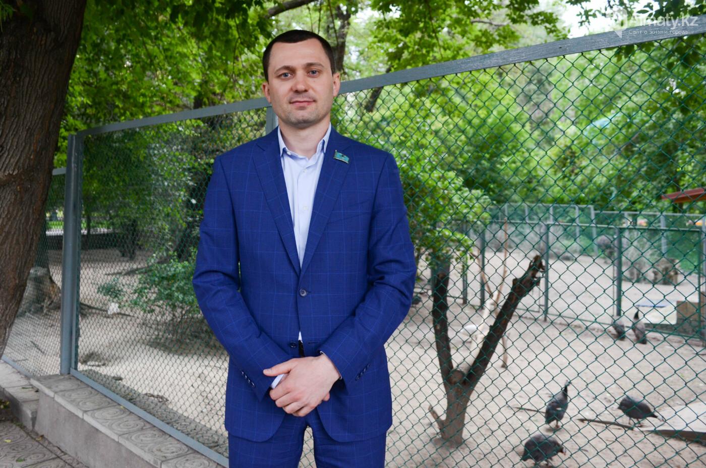 Барсы могут появиться здесь осенью: интервью нового директора Алматинского зоопарка, фото-1