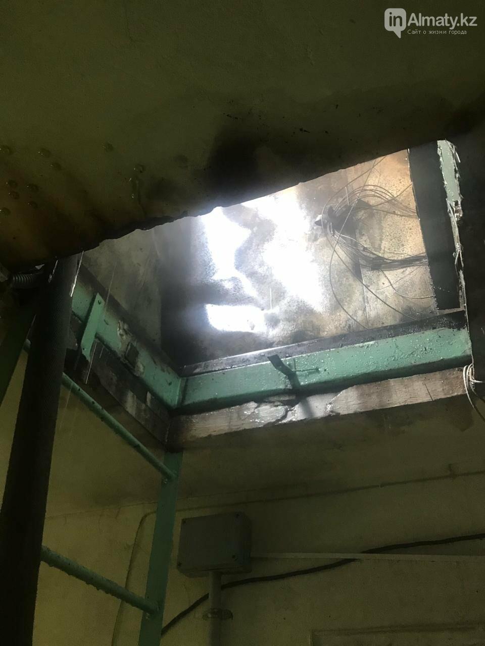 Из горящей многоэтажки в Алматы вынесли 91-летнего пенсионера, фото-2