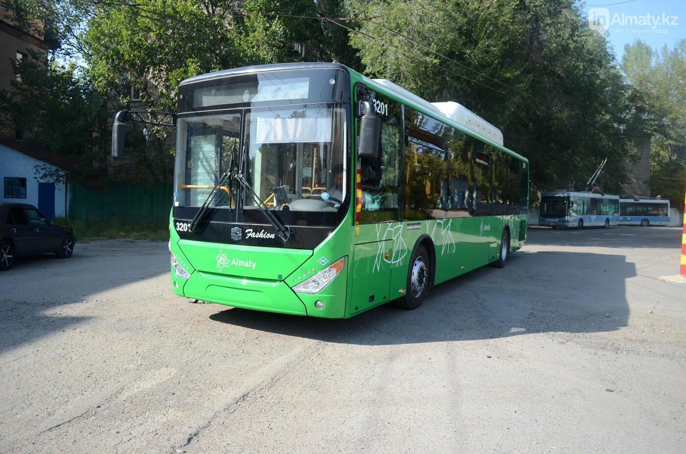 206 новых автобусов выйдут на дороги Алматы до конца октября, фото-3