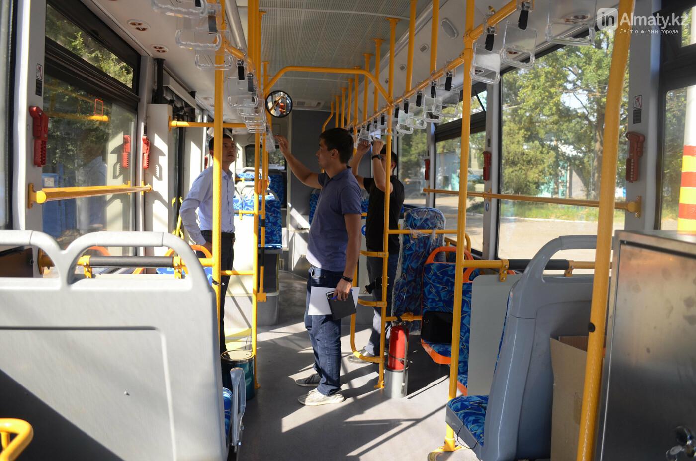 206 новых автобусов выйдут на дороги Алматы до конца октября, фото-1