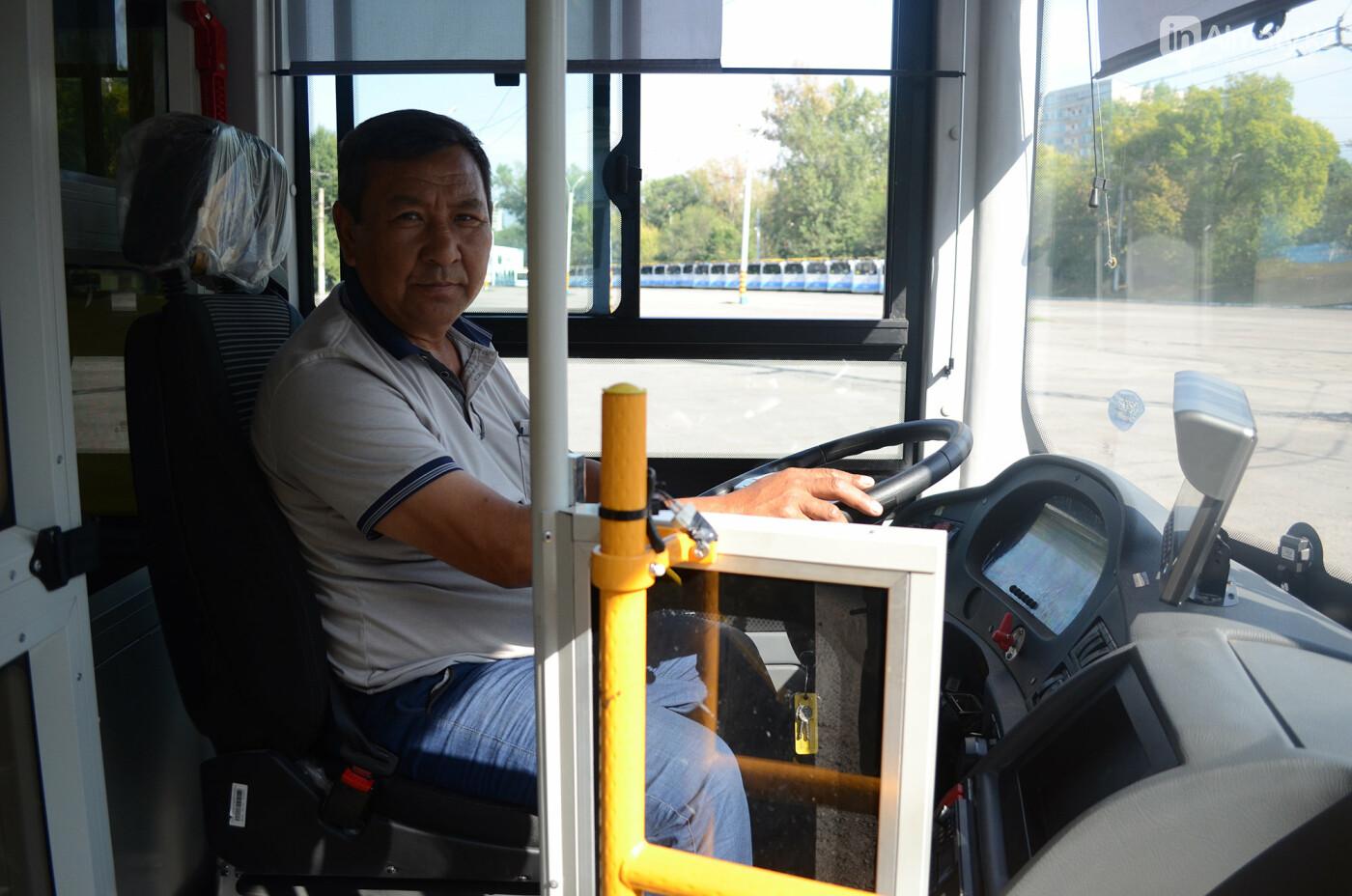 206 новых автобусов выйдут на дороги Алматы до конца октября, фото-2