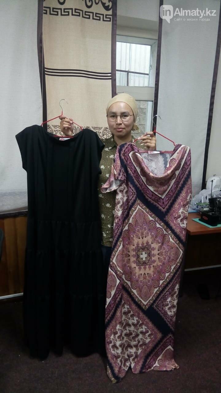 Профессиональная швея бесплатно обучает многодетных в Алматы, фото-4