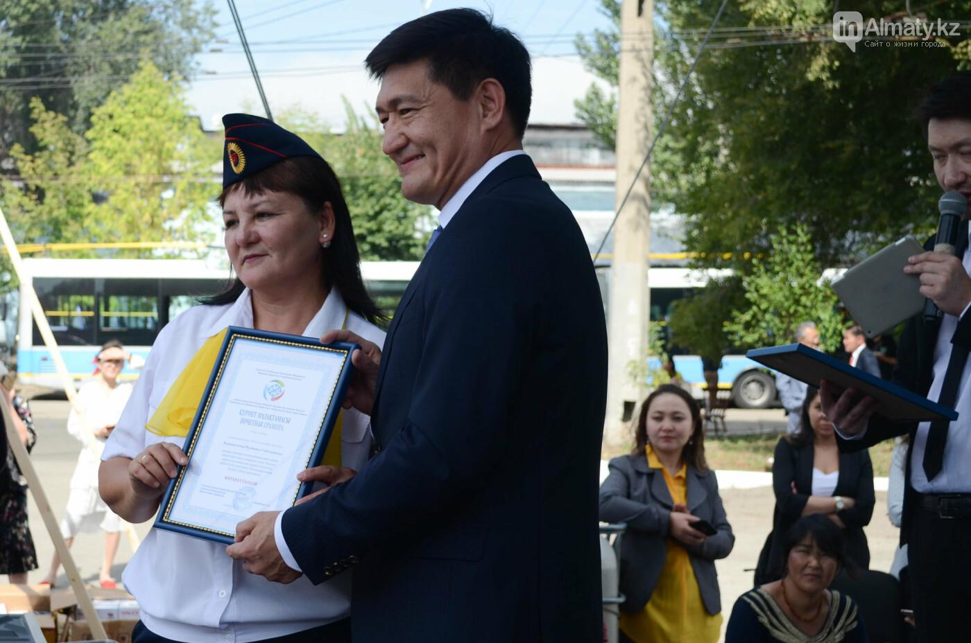Юбилей троллейбуса отметили в Алматы (фото), фото-2