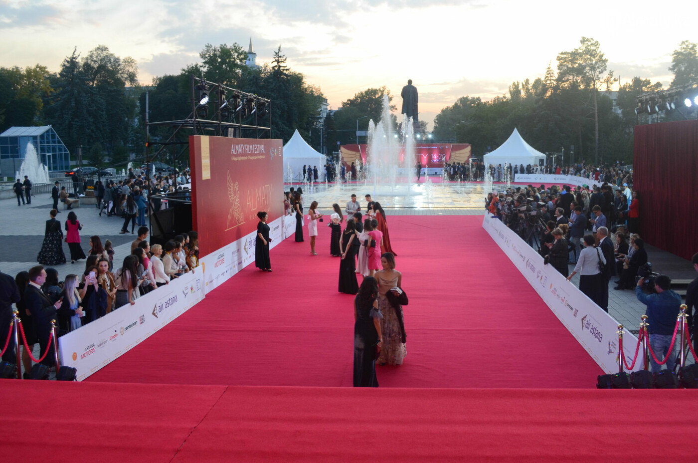 Второй Almaty Film Festival открылся фильмом «Тайна печати дракона» (фото), фото-10