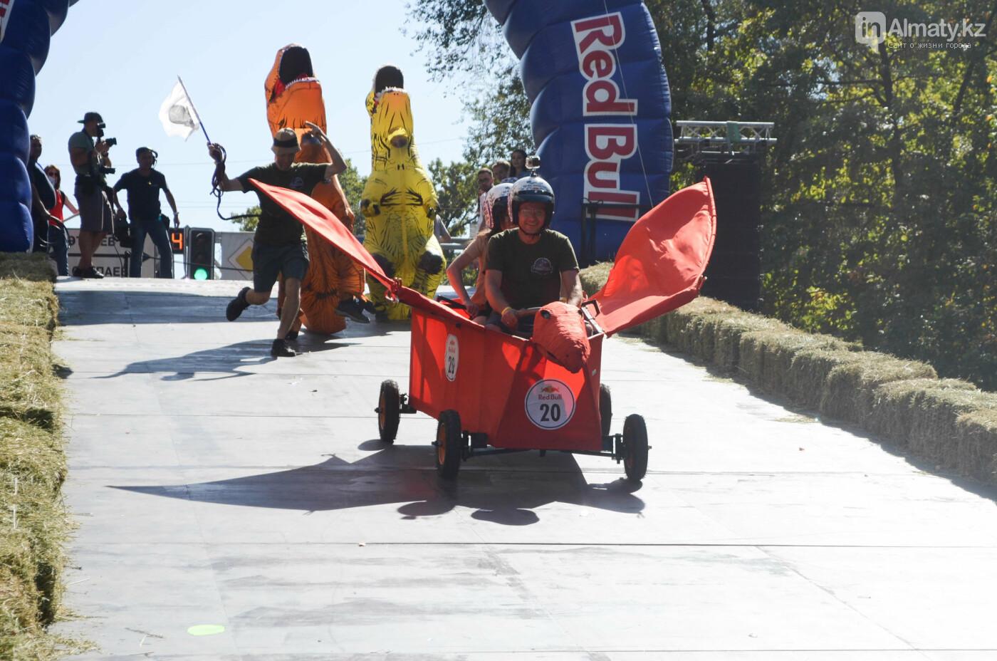Как в Алматы прошла гонка самодельных болидов Red Bull Soapbox Race (фото), фото-12