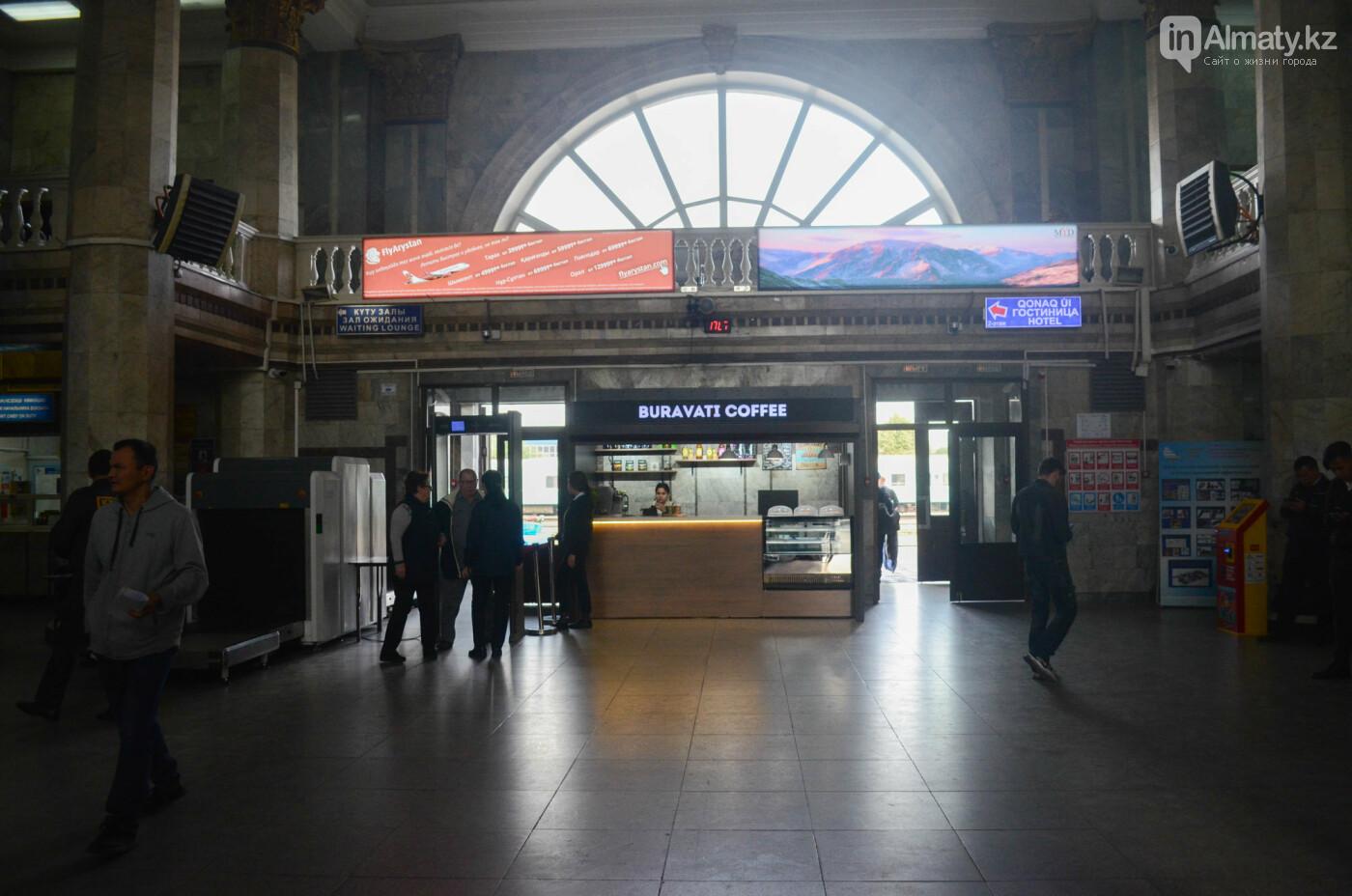 Как изменился вокзал «Алматы-2» после передачи городу , фото-5