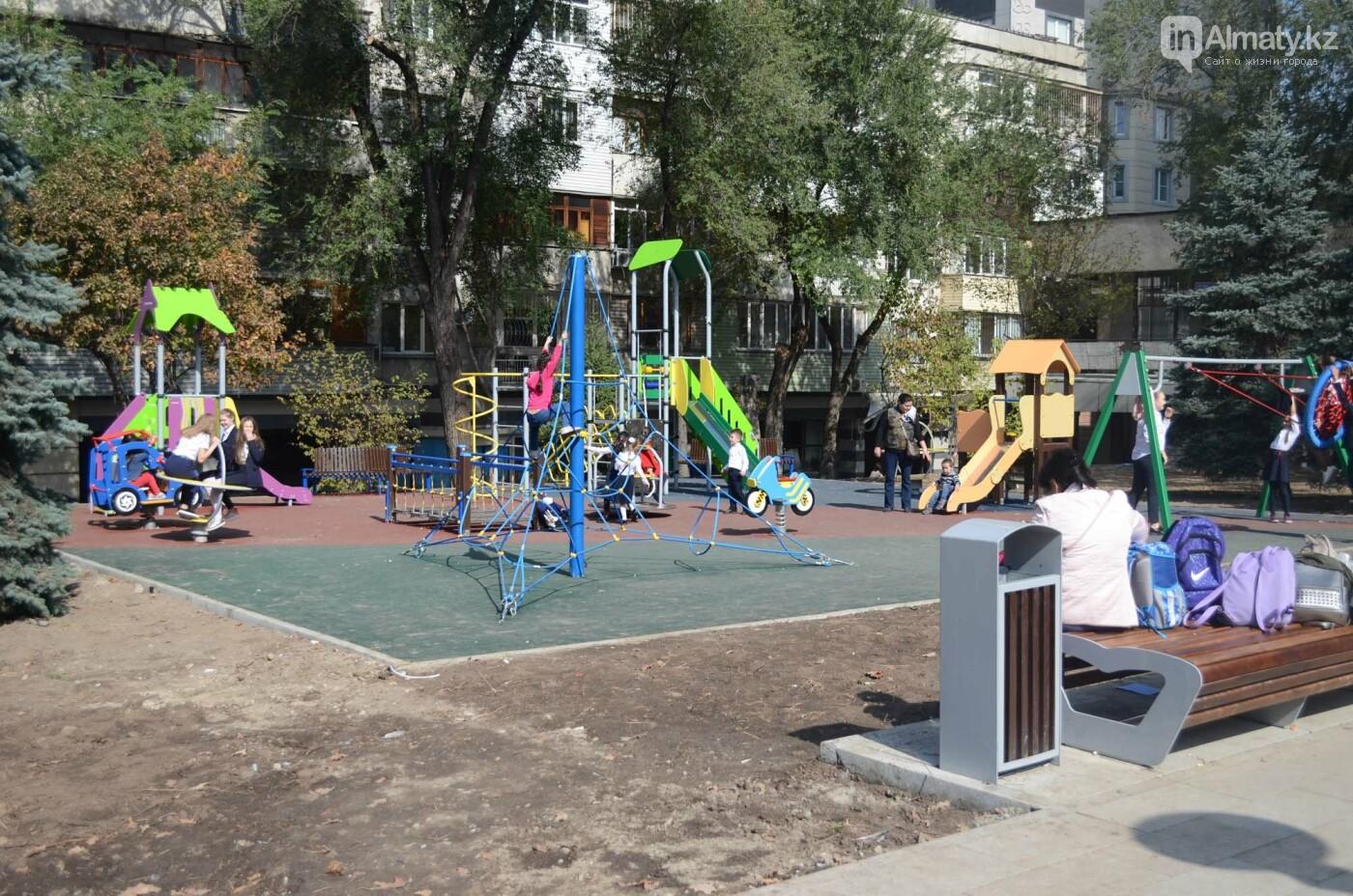 Как изменилась пешеходная часть проспекта Достык в Алматы (фото), фото-8
