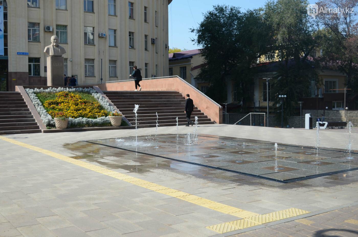 Как изменилась пешеходная часть проспекта Достык в Алматы (фото), фото-7