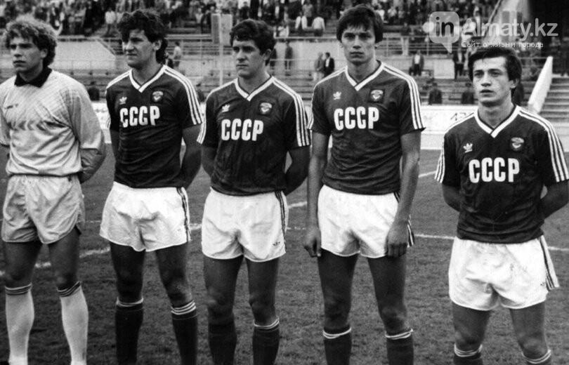 Ветеран алматинского клуба и олимпийский чемпион рассказал о славных годах казахстанского футбола, фото-4