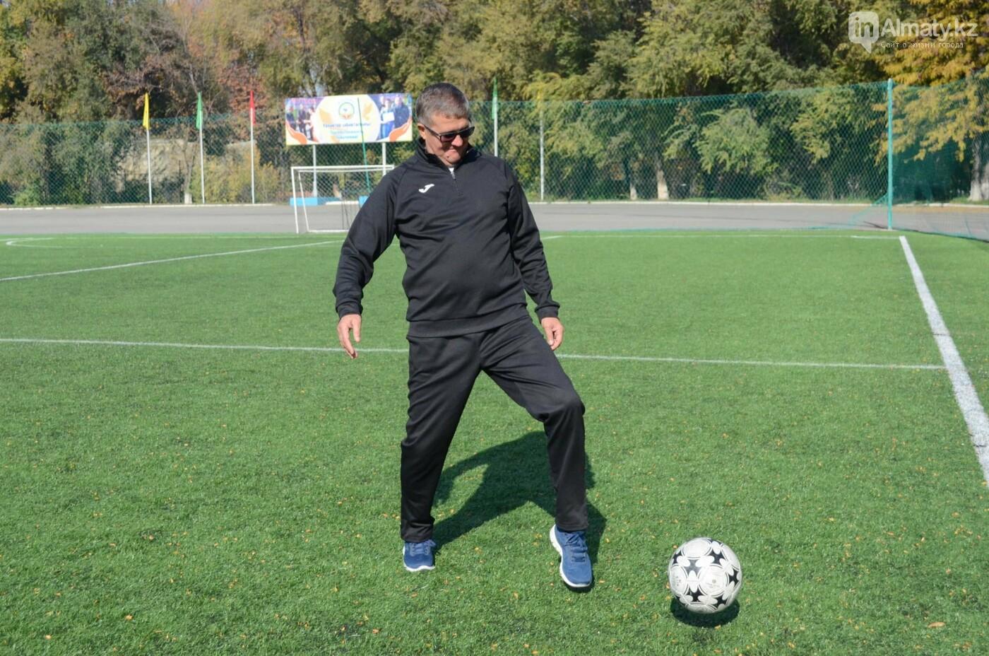 Ветеран алматинского клуба и олимпийский чемпион рассказал о славных годах казахстанского футбола, фото-1