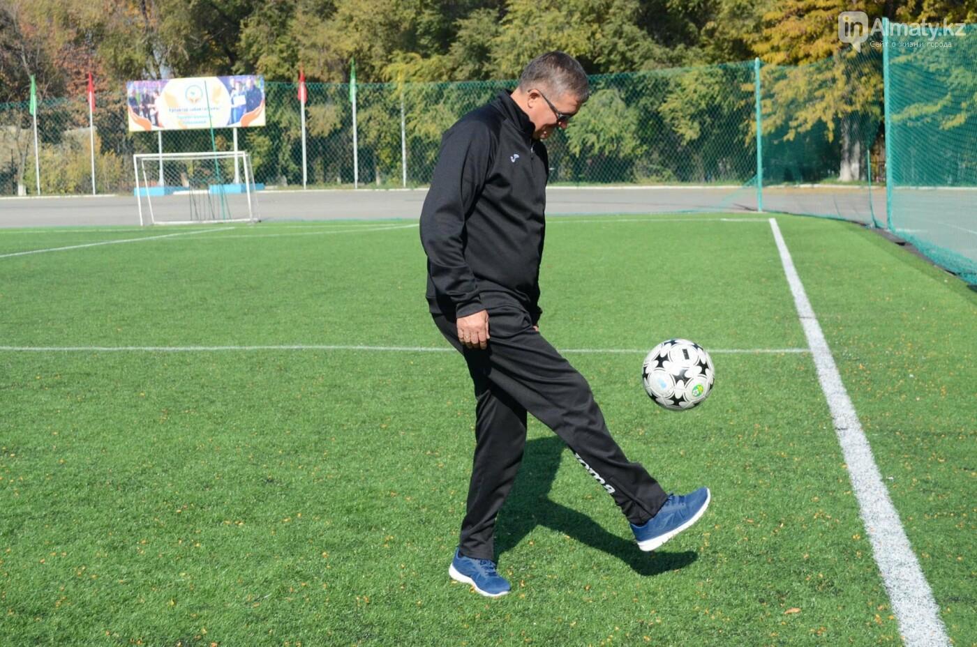 Ветеран алматинского клуба и олимпийский чемпион рассказал о славных годах казахстанского футбола, фото-5