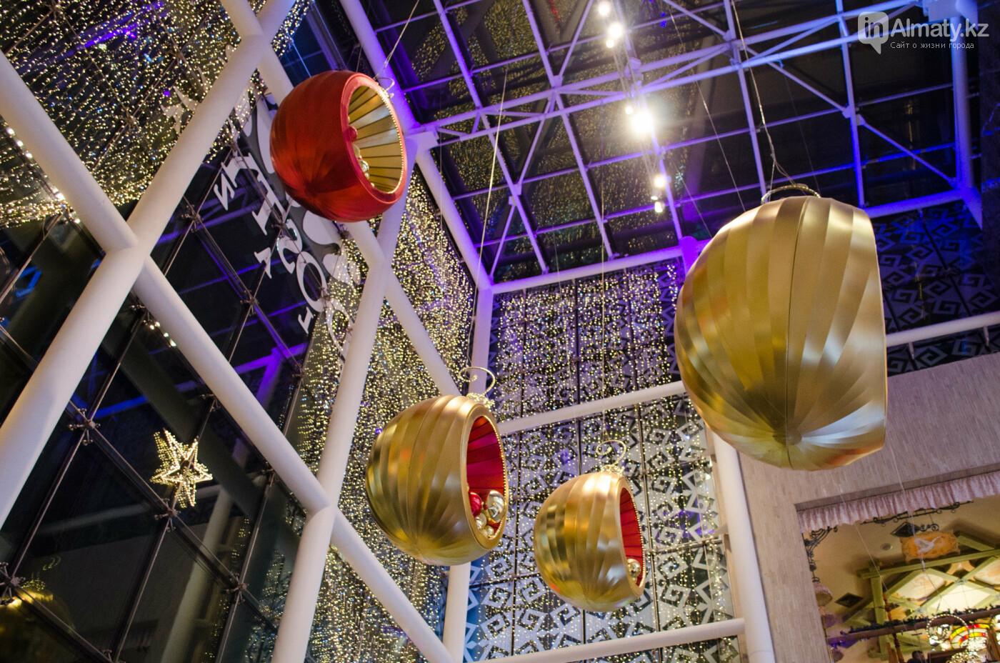 Как украшен центр Алматы к Новому году (фото), фото-2