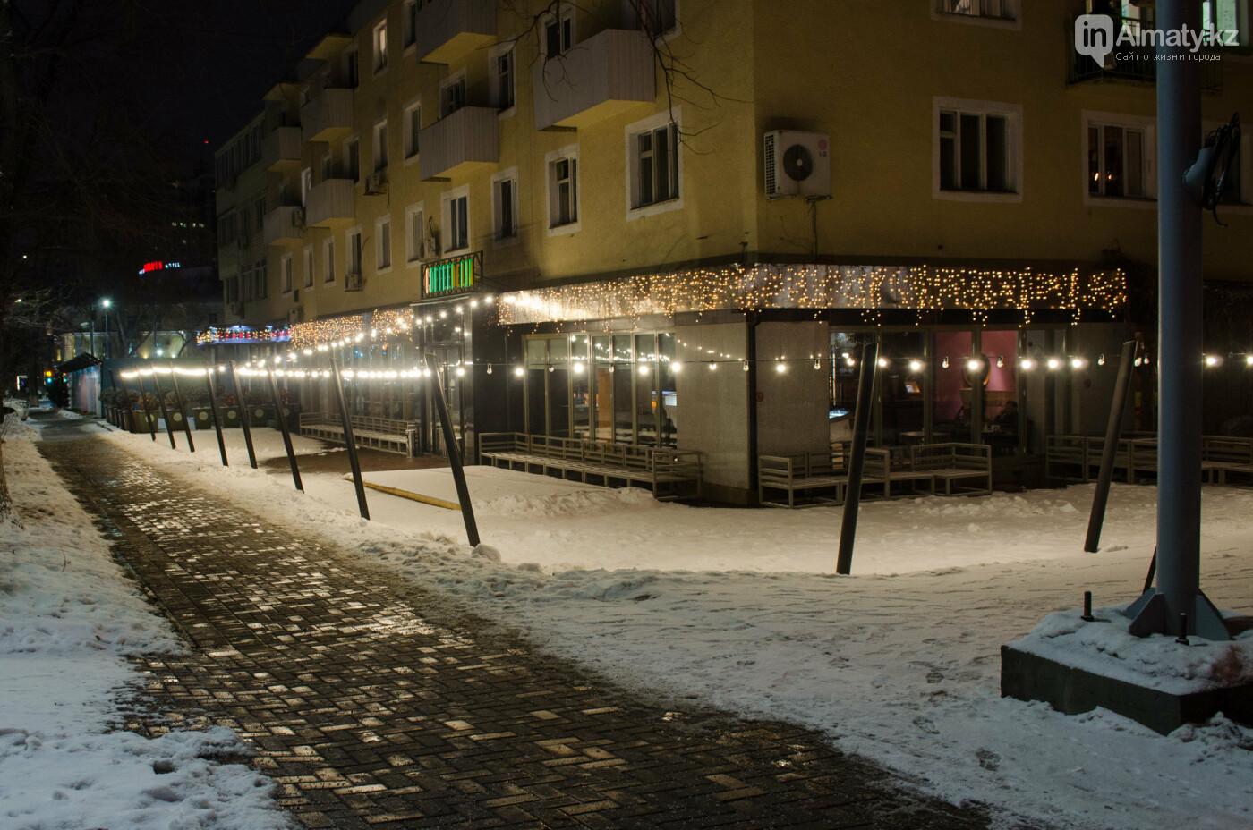 Как украшен центр Алматы к Новому году (фото), фото-9