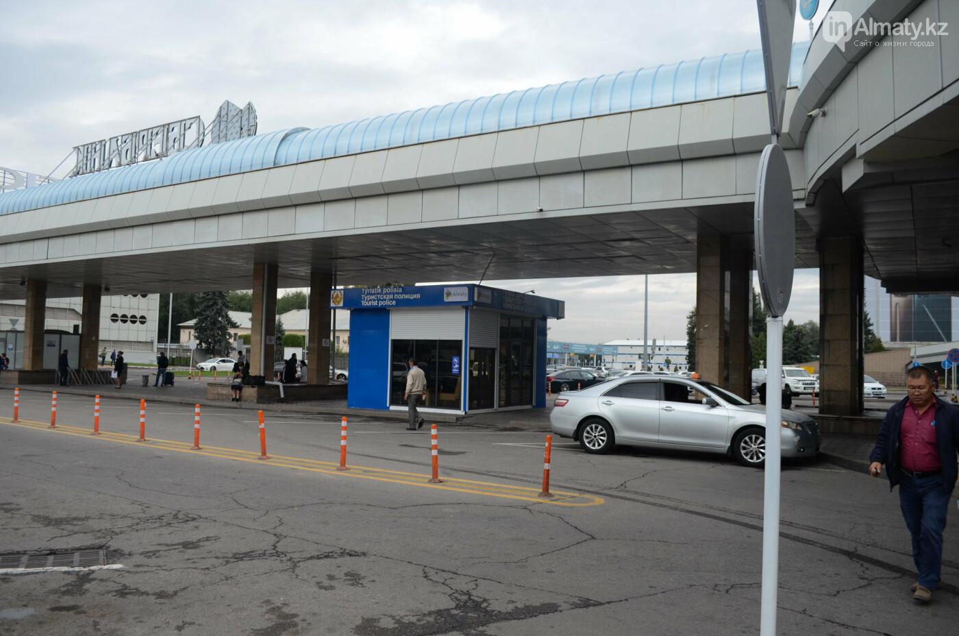 Как работает Международный аэропорт в Алматы в условиях карантина. Фото, фото-1