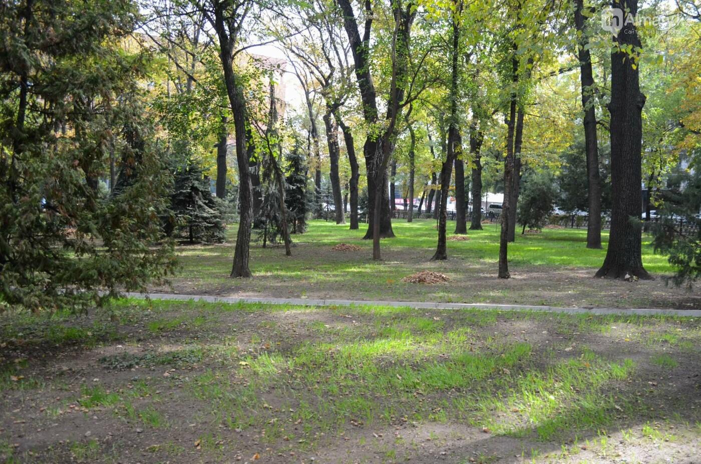 Как изменился парк 28 гвардейцев-панфиловцев в Алматы после реконструкции, фото-4