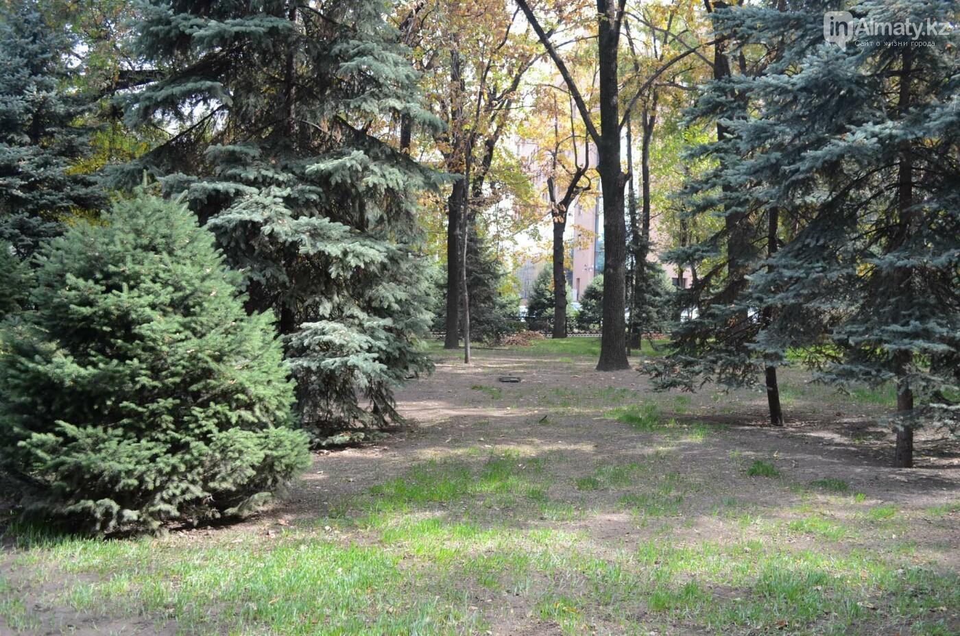 Как изменился парк 28 гвардейцев-панфиловцев в Алматы после реконструкции, фото-5